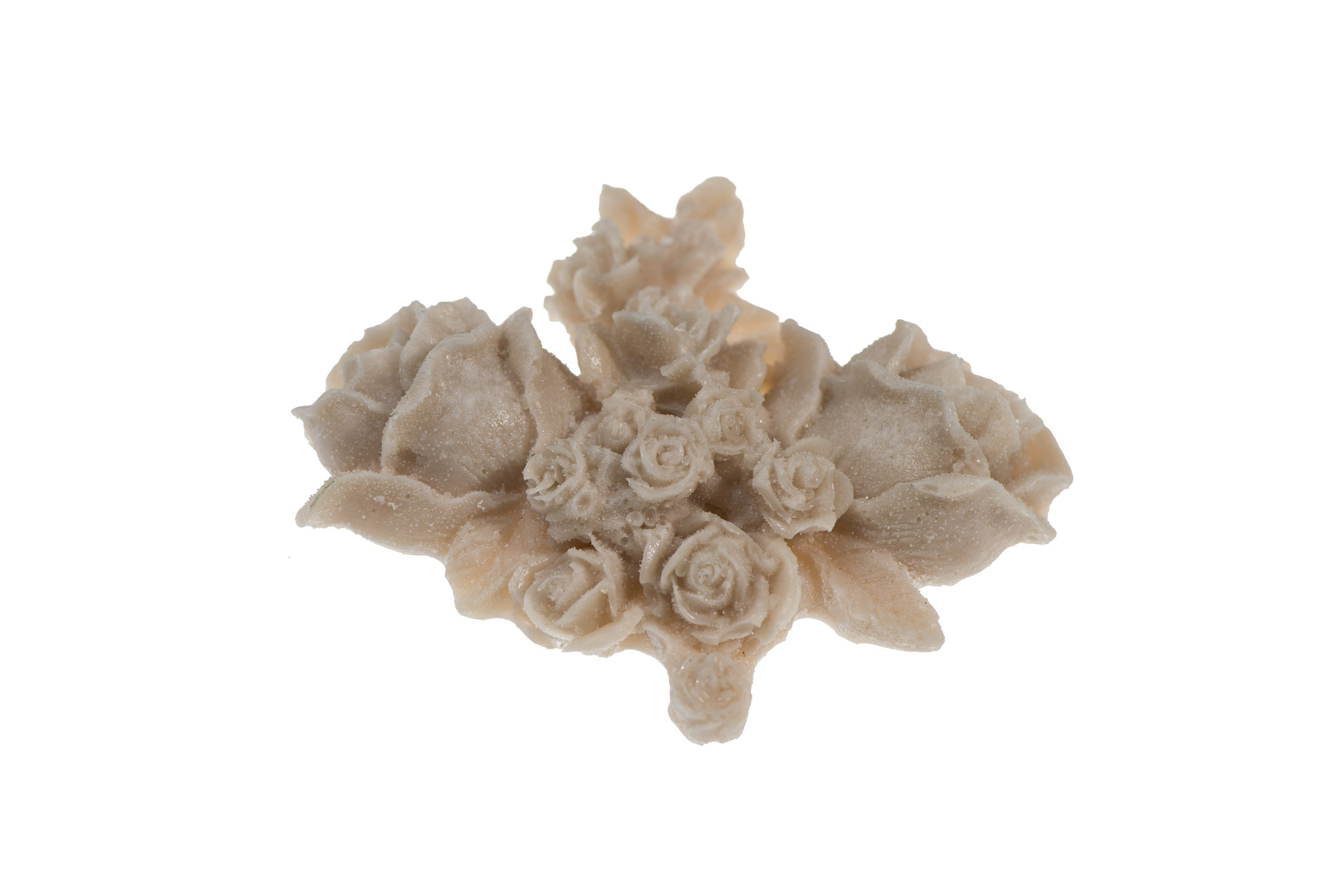 Shabby vintage chic french provincial rosy posy furniture applique